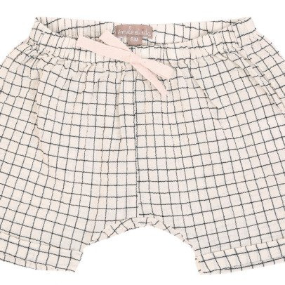 Emile et Ida Checked Shorts-listing