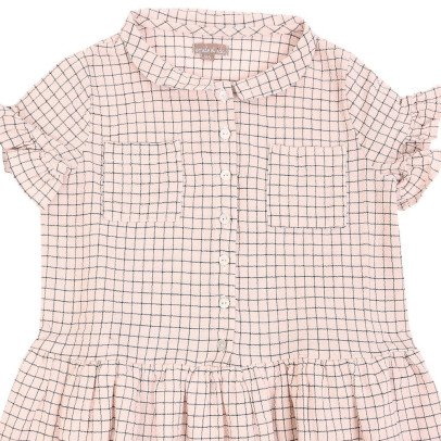 Emile et Ida Checked Shirt Dress-product