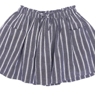 Emile et Ida Striped Skirt-listing