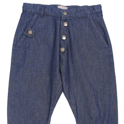 Emile et Ida Harem pants in chambray-listing