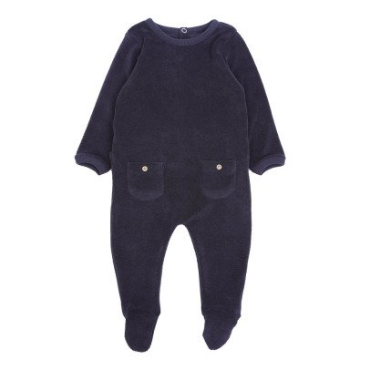 Emile et Ida Sweat Footed Pyjamas-listing