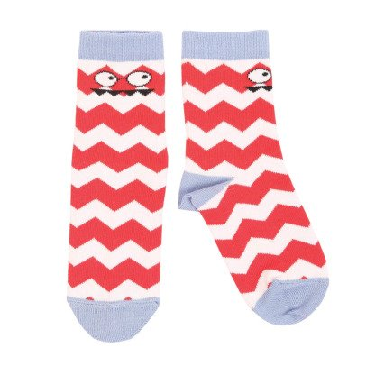 Emile et Ida Monster Socks-listing