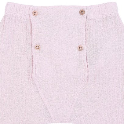 Emile et Ida Harem pants in cotone double face-listing