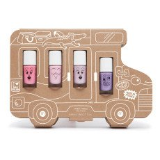 product-Nailmatic Kids Coffret Story Holiday - 4 vernis à l'eau