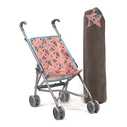 Minikane Jaguar Mesh Cover Toy Pushchair-listing