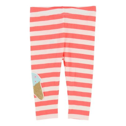 Billieblush Ice Cream Striped Leggings-listing