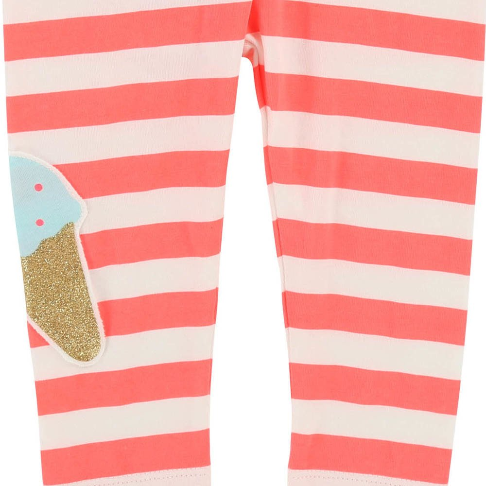 Sale - Ice Cream Striped Leggings - Billieblush BILLIEBLUSH Pick A Best Clearance Websites Buy Cheap With Paypal 0pI4RWHC