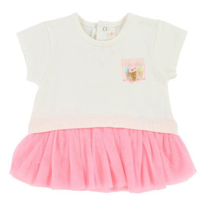 Billieblush Zweifarbiges T-Shirt Ice Cream -listing