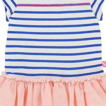 Billieblush Striped Sequin Ruffle Dress-listing