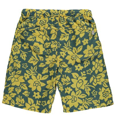 Sunchild Booby Flower Long Swimshorts-listing