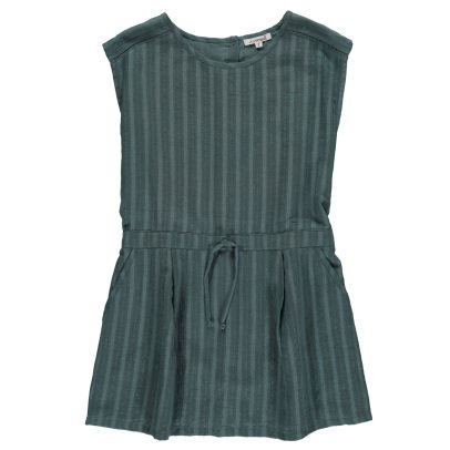 Sunchild Montebello Cotton Striped Dress-listing