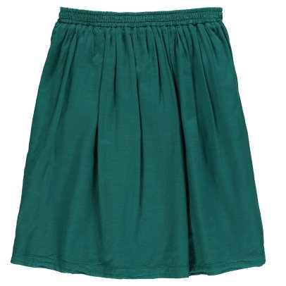 Sunchild Leman Cotton Voile Buttoned Skirt-listing