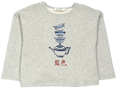 NICE THINGS MINI Chinese Tea Sweatshirt-listing
