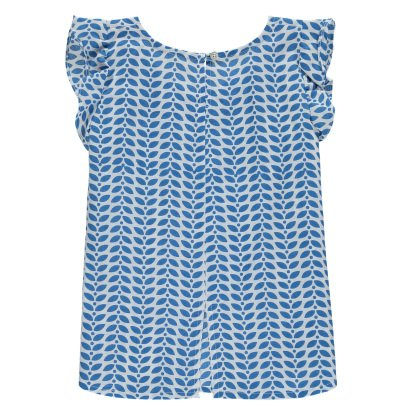 Sunchild Donk Cotton Ruffled Top-listing