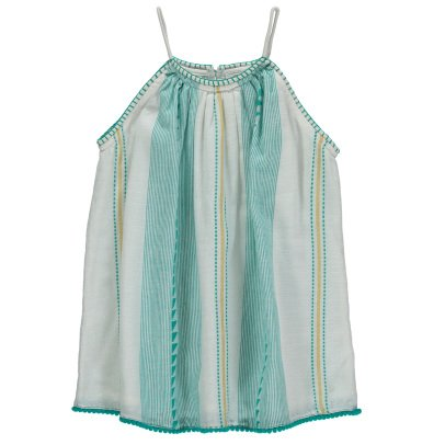 Sunchild Guri Cotton Stripe Top-listing