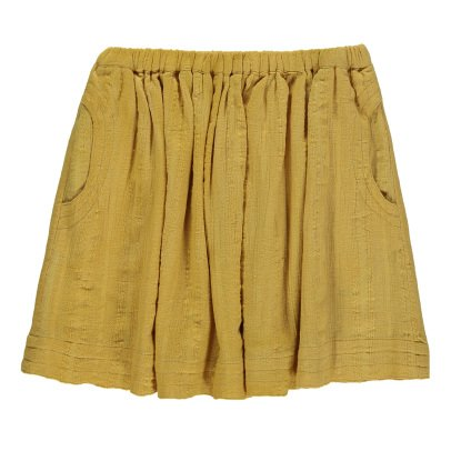 Sunchild Suwa Cotton Elasticated Skirt-listing