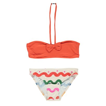 Best Choice Sale - Hailey Wave 1 Piece Swimsuit - Stella McCartney Kids Stella McCartney Outlet Nicekicks Cheap Price Discount Authentic Top Quality Cheap Price Best Sale For Sale HjH3bn