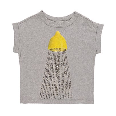 Indee T-shirt dettaglio limone in pailettes Cool -listing