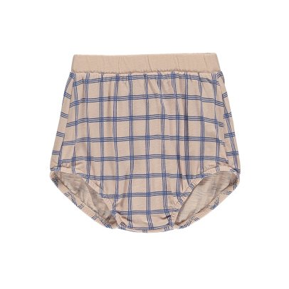 Chou Checked Bloomers