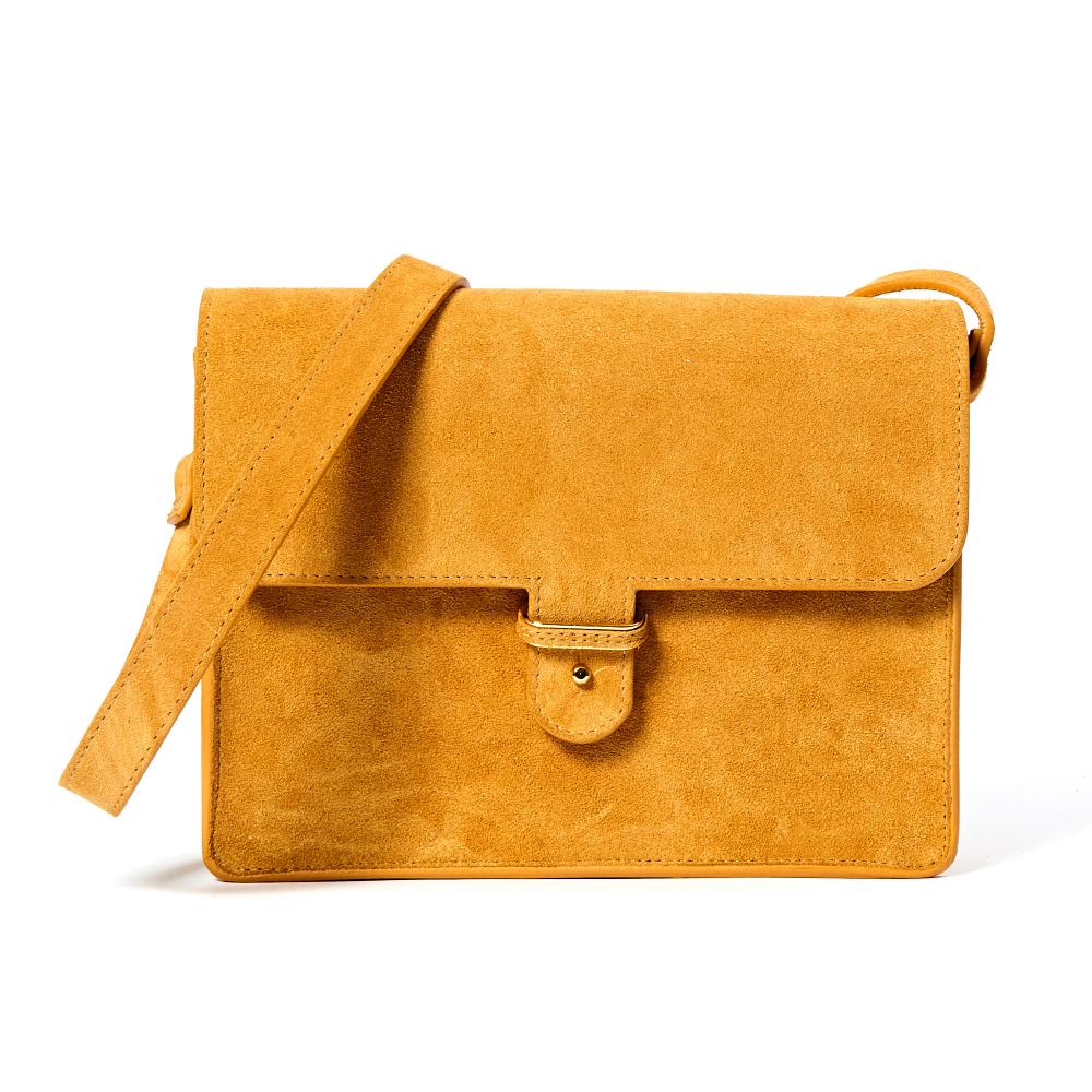 Sale - Anders Split Leather Bag - Sessun Sessun W65AL