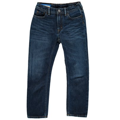 Acne Studios Bear Dark Blue Straight Jeans-listing