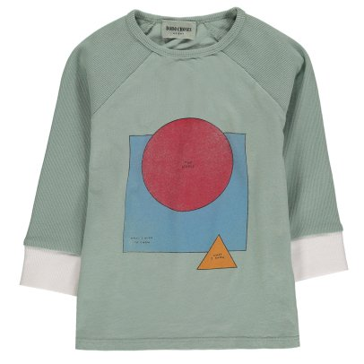 Bobo Choses T-shirt The World-listing