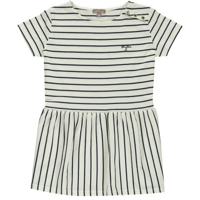 Sale - Double Face Cotton Dress - Emile et Ida Emile Et Ida