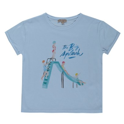 "Emile et Ida Camiseta ""The Big Splash""-listing"