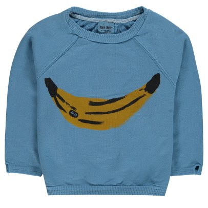 Bobo Choses Sweat Banane Coton Bio-listing