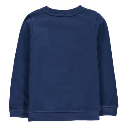Emile et Ida Embroidered Patch Sweatshirt-listing
