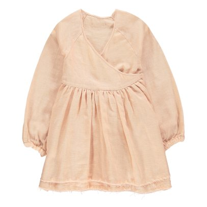 Little Creative Factory Fairy Linen & Cotton Wrap Jacket/Tunic-listing