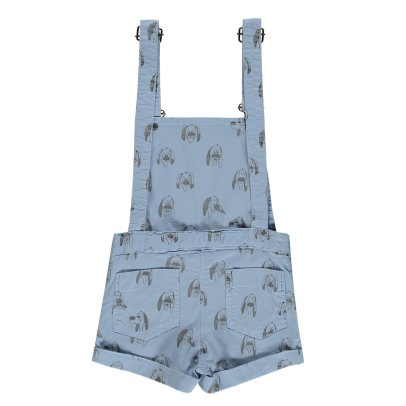 Emile et Ida Dog Dungaree Shorts-product