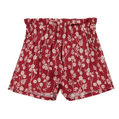 NICE THINGS MINI Short Fleuri-listing