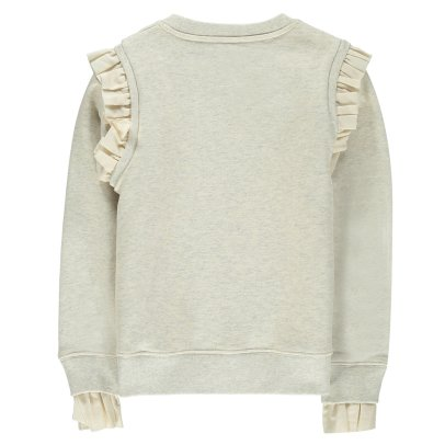 Les Coyotes de Paris Nelly Ruffled Sweatshirt-listing