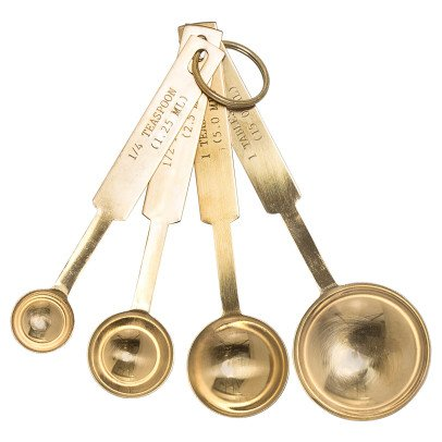 Bloomingville Measuring Spoons - Set of 4-listing