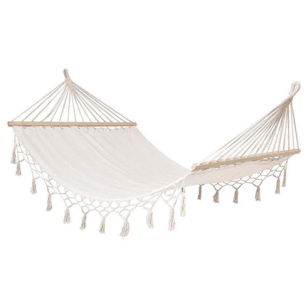 cotton hammock product cotton hammock natural bloomingville design adult  rh   en smallable