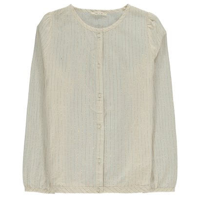 Emile et Ida Blouse Rayures Lurex - Collection Femme --product