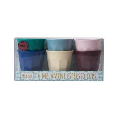Rice Urban Coffee Cup Set - Set of 6-listing