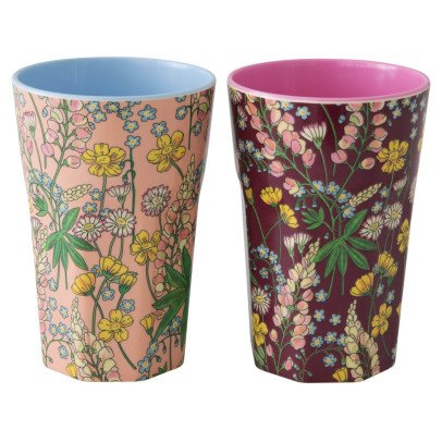 Rice Lupin Large Printed Cups - Set of 2-listing