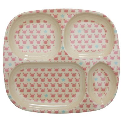 Rice Crab Compartment Plate-listing