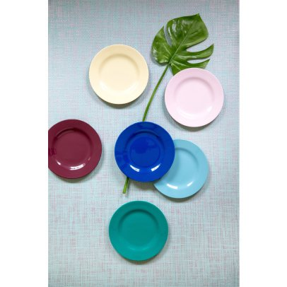 Rice Urban Round Plates - Set of 6-listing