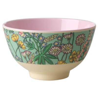 Rice Lupin Printed Bowl-listing