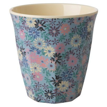 Rice Small Flower Printed Cup-listing