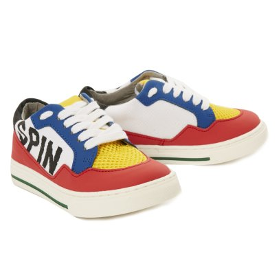 Stella McCartney Kids Zuma Colorblock Trainers-listing