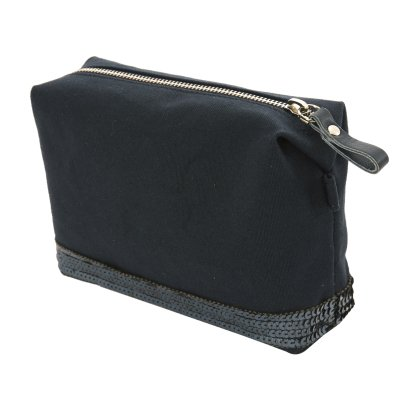 Vanessa Bruno Sequin Mesh Pouch-listing