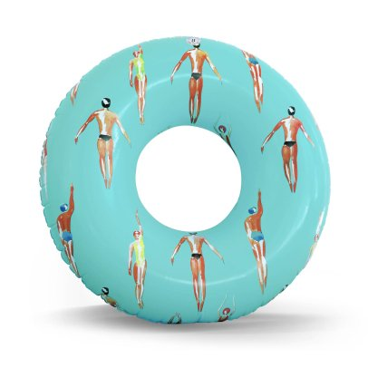 The nice fleet Stinson Round Inflatable Ring-listing