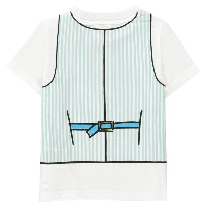Stella McCartney Kids Arlo Icce Cream Server T-Shirt-listing
