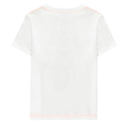 Stella McCartney Kids Arrow Sun Changing Colour Ice Cream T-Shirt-listing