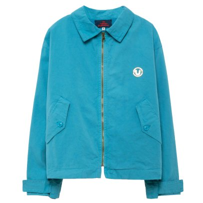 The Animals Observatory Falcon Cotton Zip-Up Jacket-listing