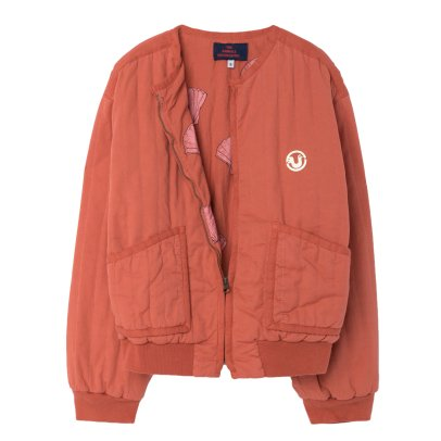 The Animals Observatory Shell Cotton Quilted Jacket-listing